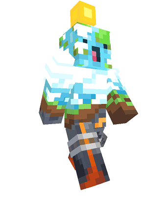 Skin gratuita Minecraft Earth